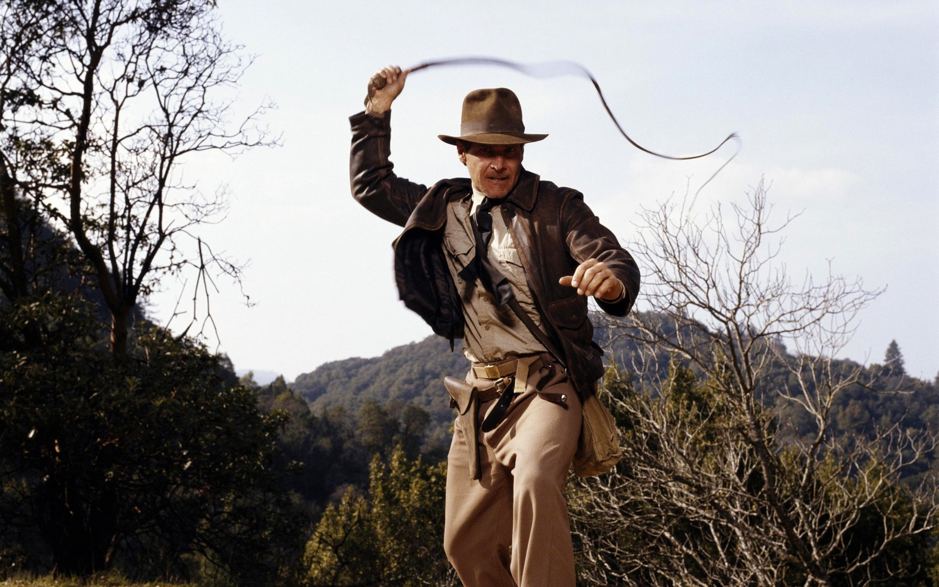 harrison ford as indiana jones. android wallpapers for free.