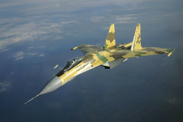 Russia fighter OKB generation 4++ multirole air force,