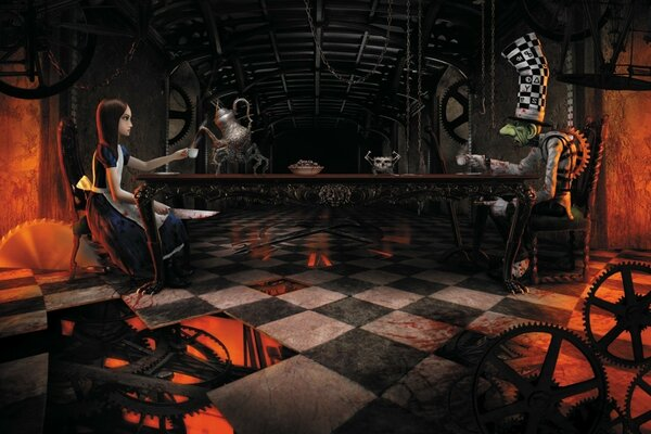 American McGee s Alice