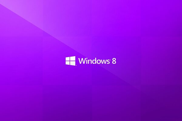Purple Style Windows 8