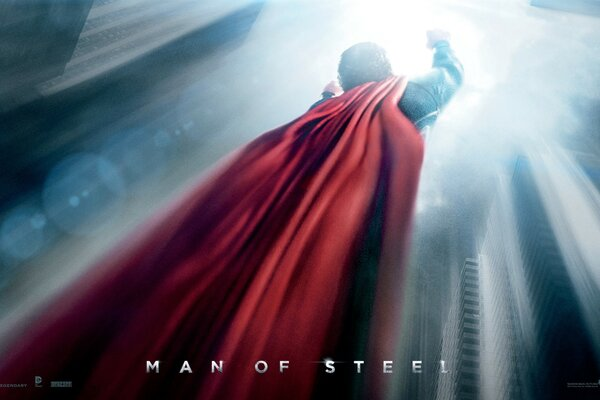 Flying Man of Steel