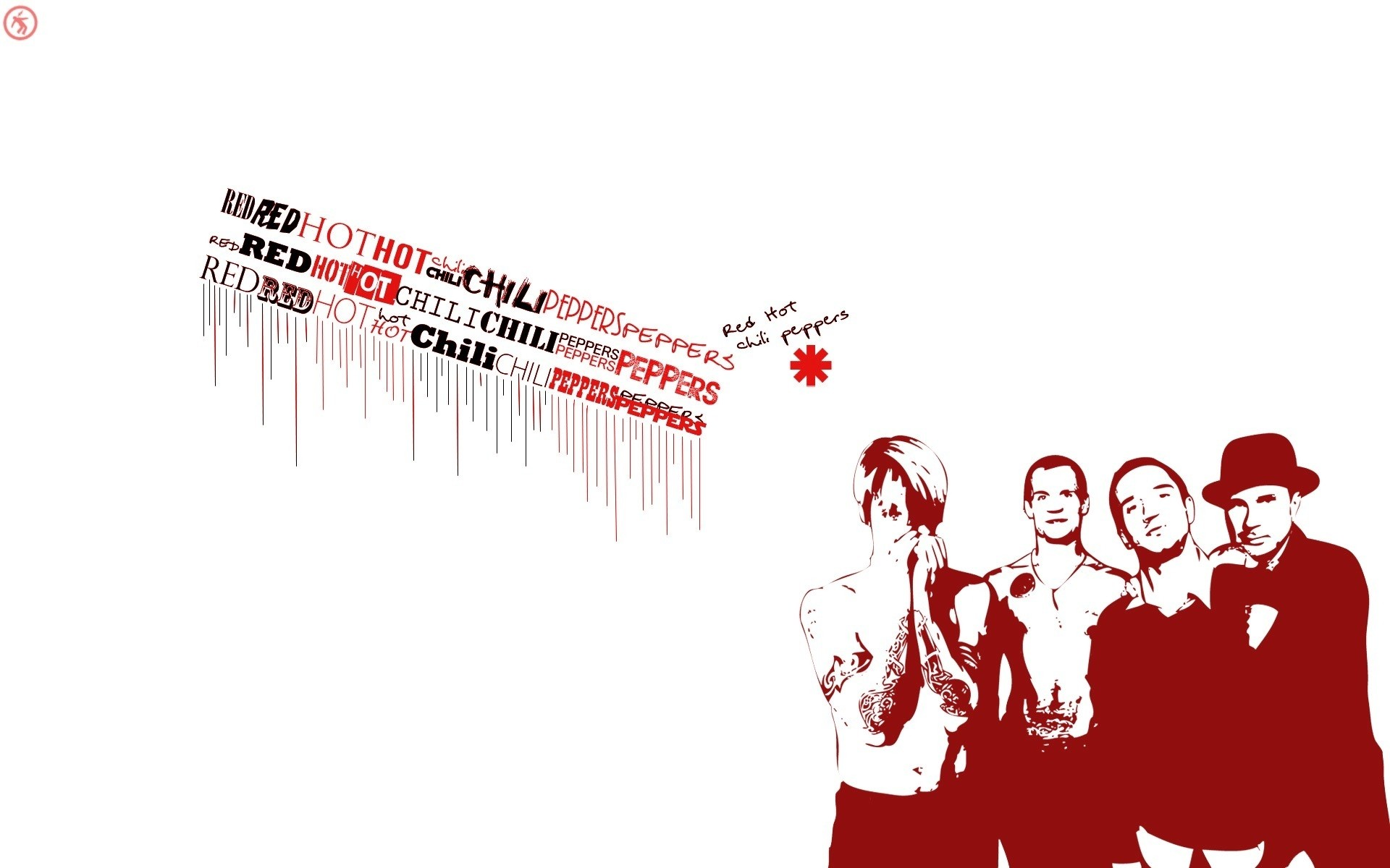 Red Hot Chili Peppers Poster Android Wallpapers