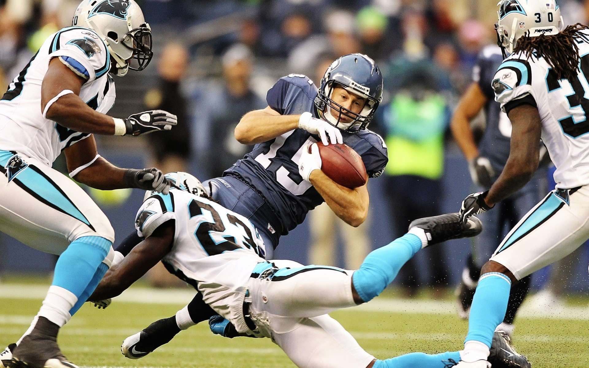 American Football Play Android Wallpapers