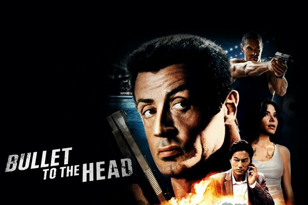 2013 Bullet to the Head