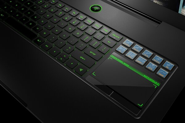 Razer Laptop Surface