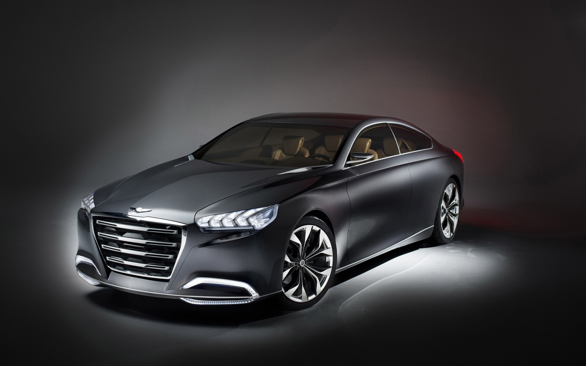 Hyundai Genesis Concept Android Wallpapers For Free