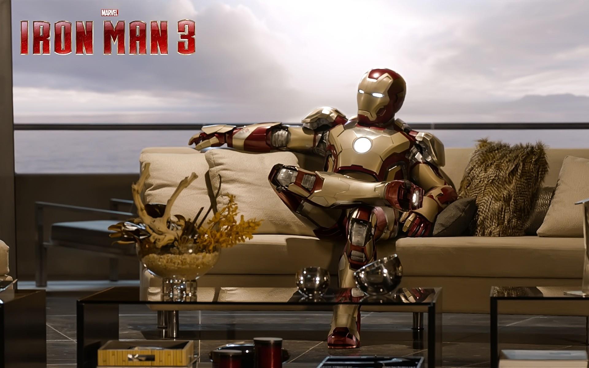 cool iron man 3. desktop wallpapers for free.