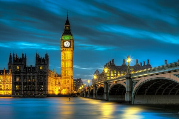 Amazing Palace of Westminster