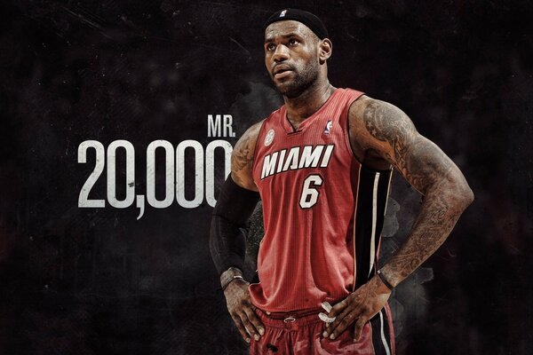 NBA LeBron James