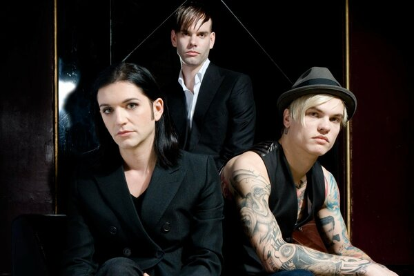 Placebo Band Poster