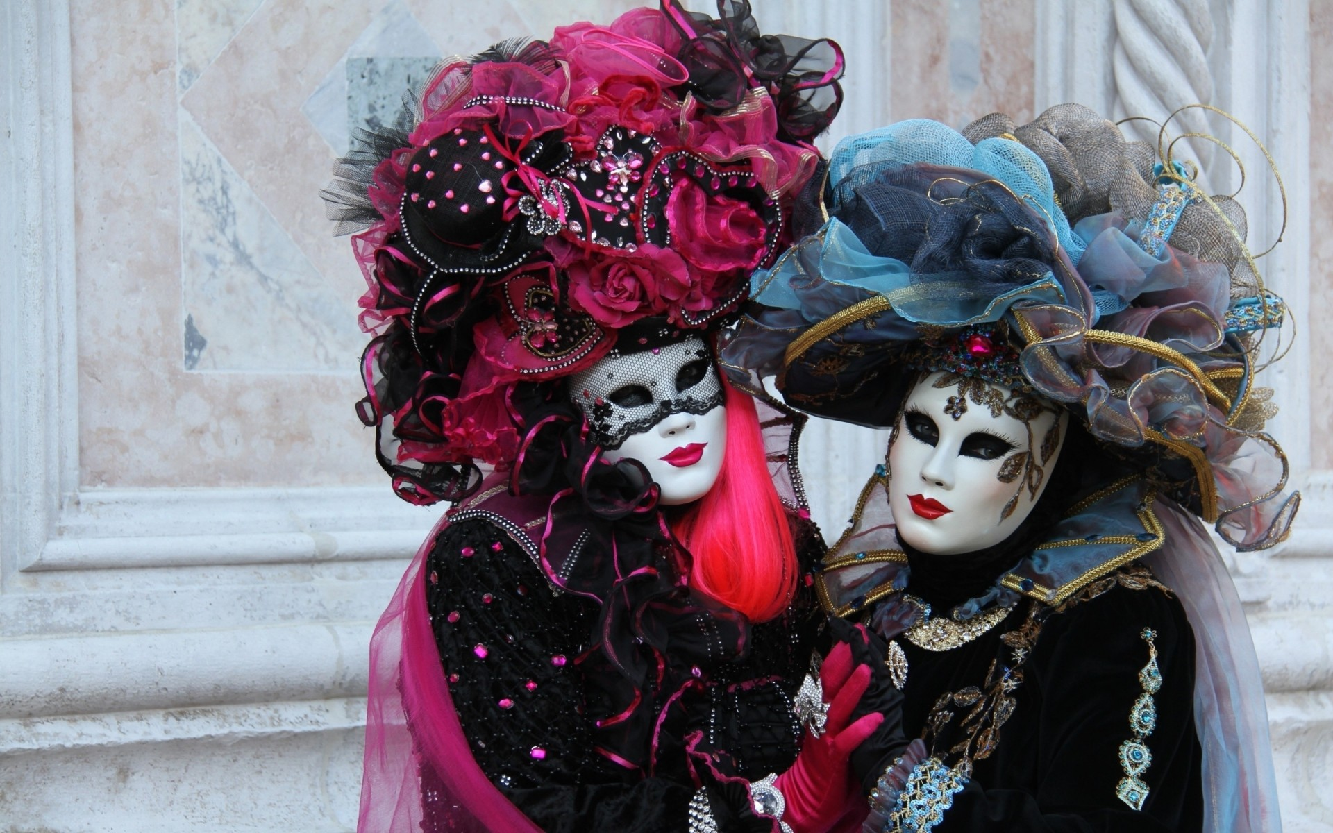 Venice Carnival Iphone Wallpapers For Free