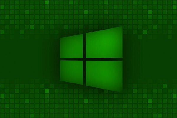 Windows 8 Green