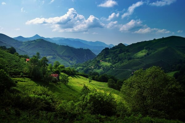 Cantabrian Mountains