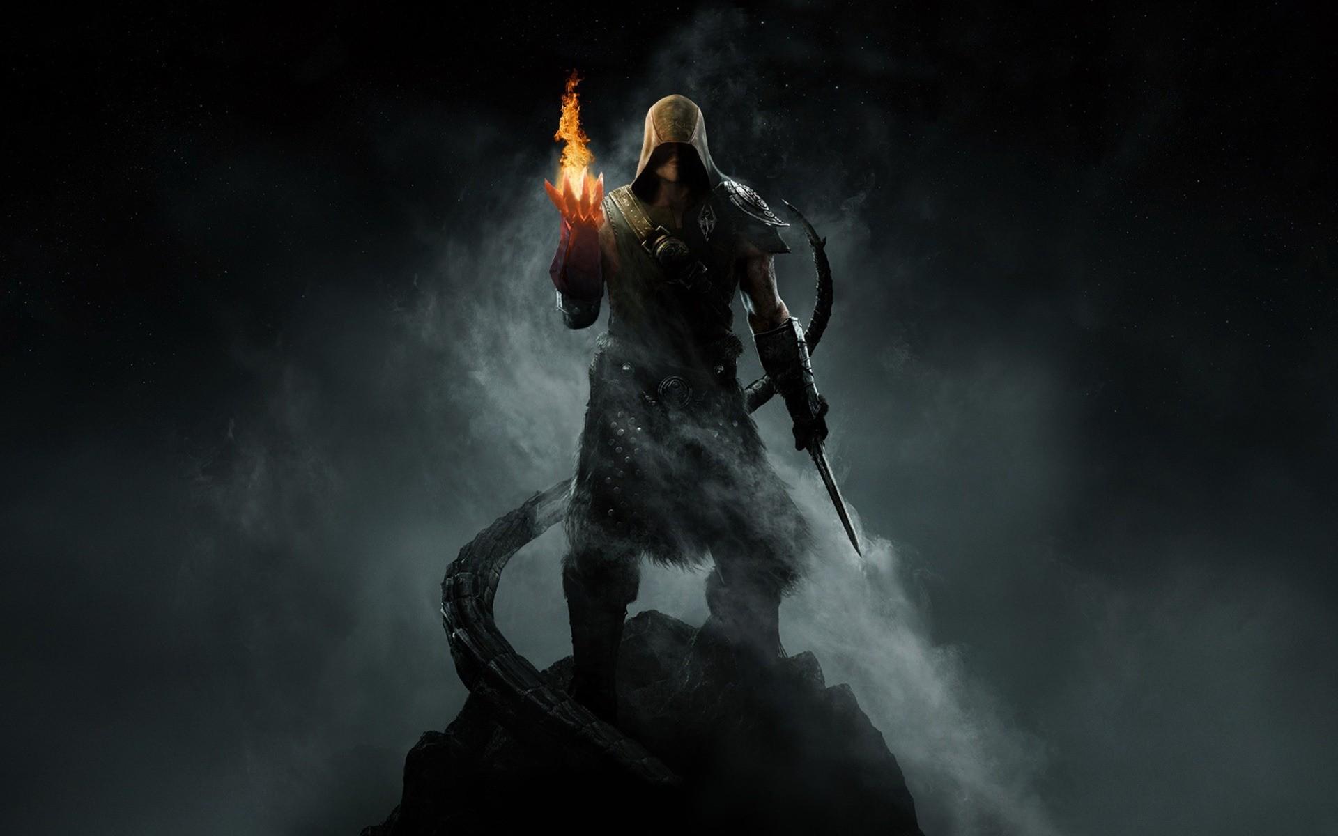 Elder Scrolls V Skyrim Phone Wallpapers