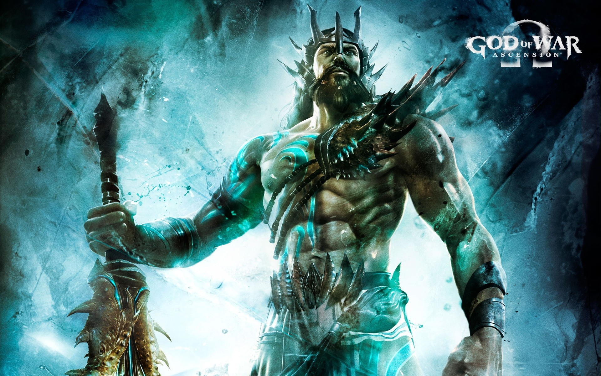 God Of War Ascension Poster Android Wallpapers