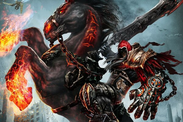 Darksiders Wrath of War Video Game