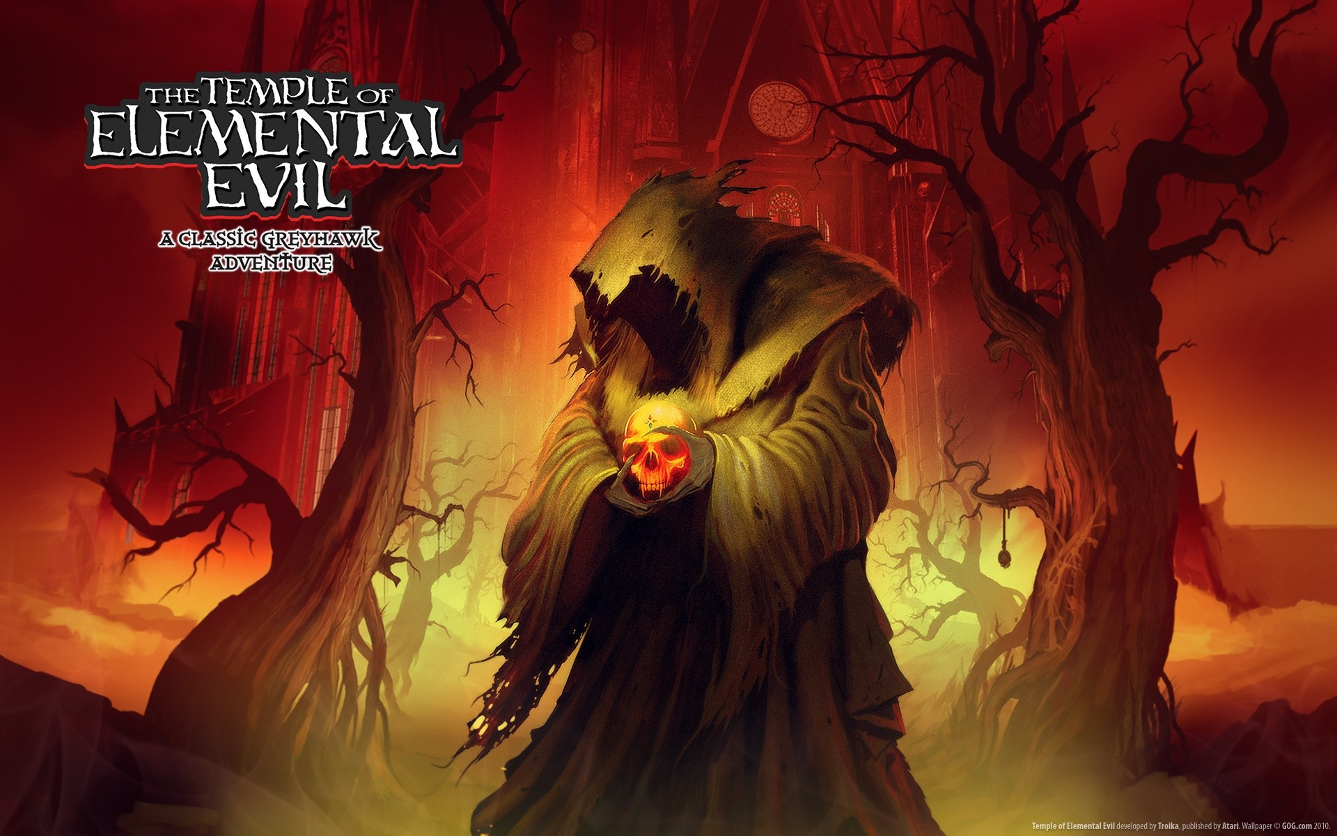 other games halloween horror woman vicious dark love eerie the temple of elemental evil