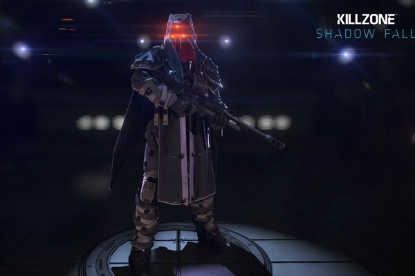 Killzone Shadow Fall Scout