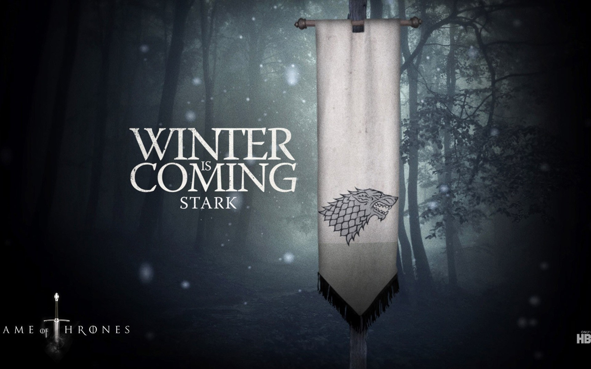 Winter Is Coming Stark IPhone Wallpapers For Free
