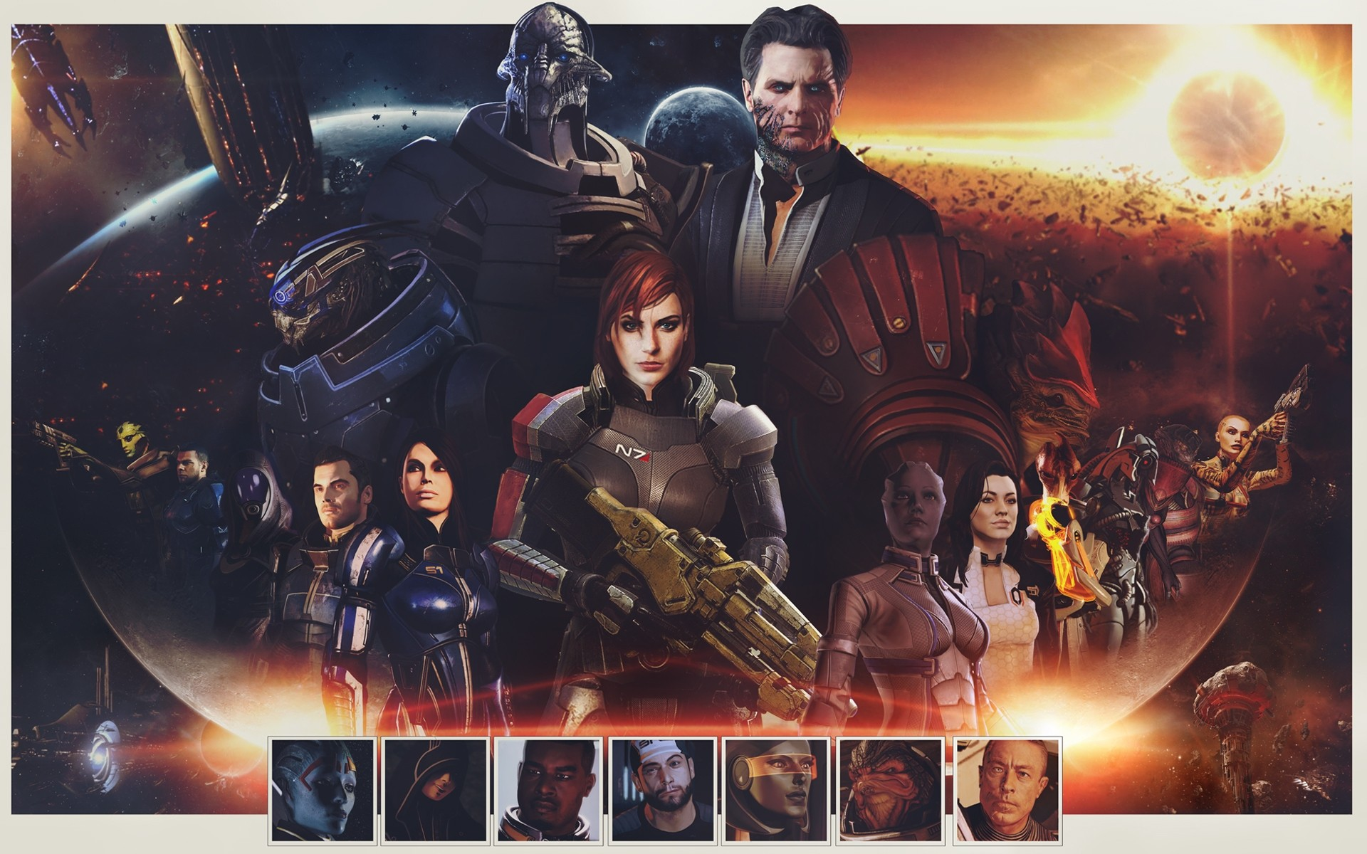 other games music festival mass effect
