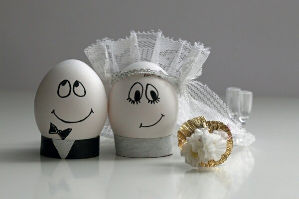 Egg Couple