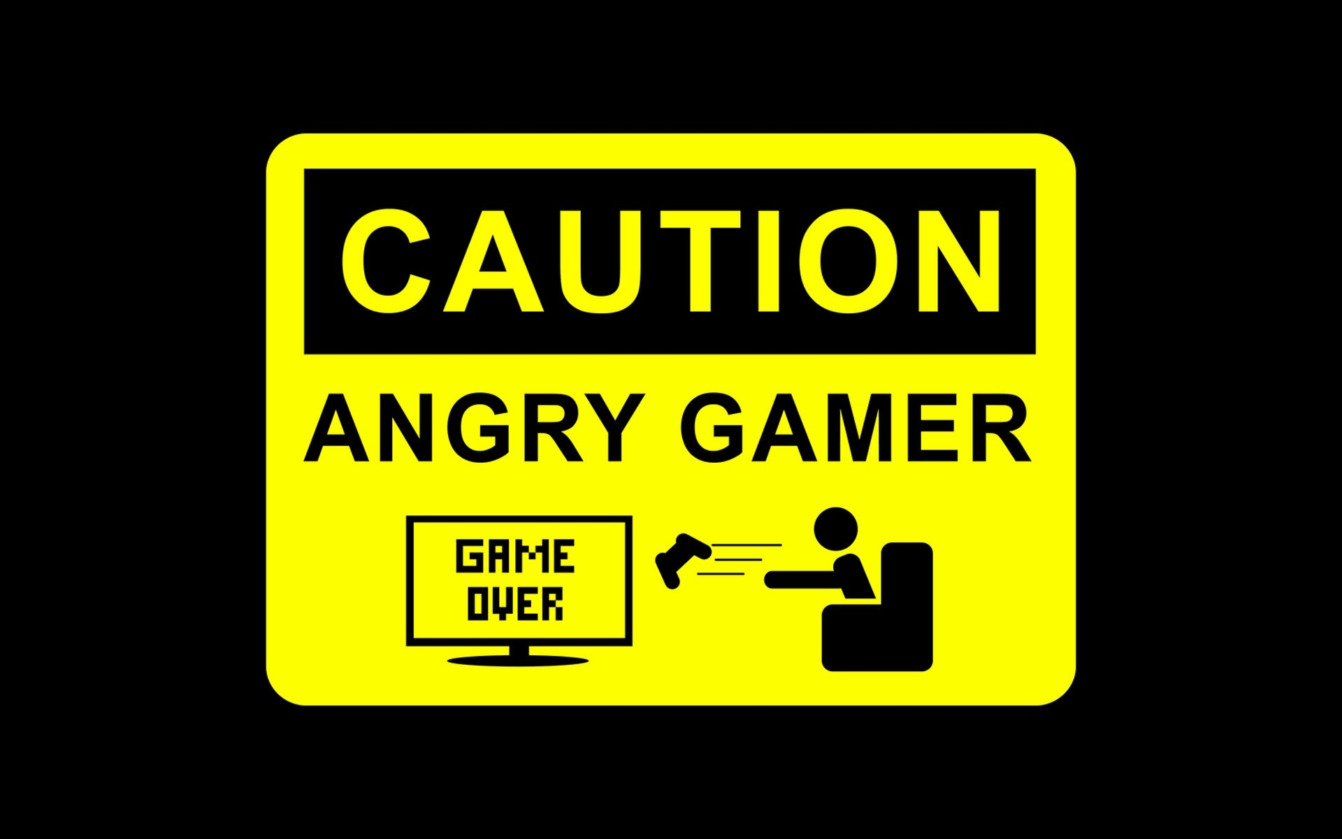 Angry Gamer Android Wallpapers For Free