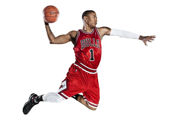 Derrick Rose Chicago Bulls