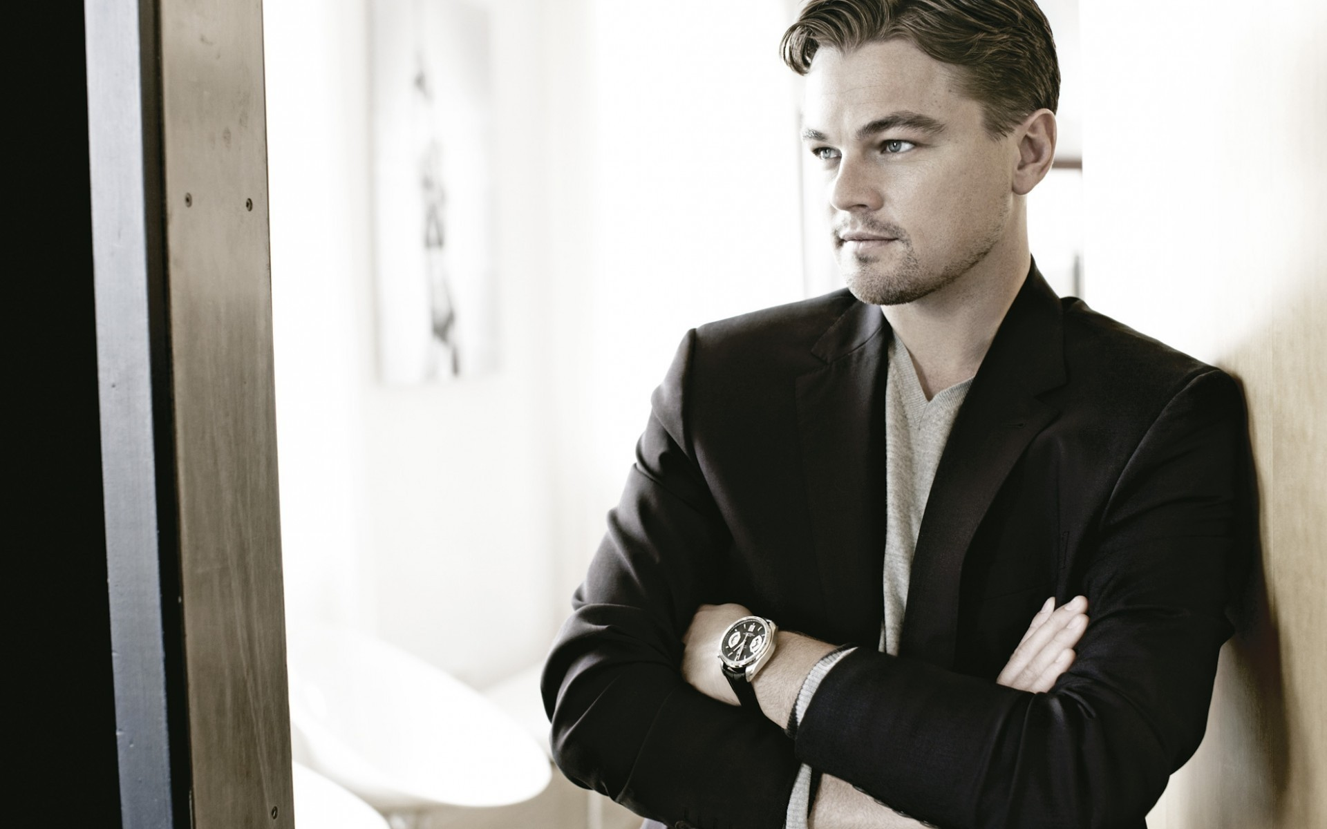 Leonardo Dicaprio Profile Look Android Wallpapers