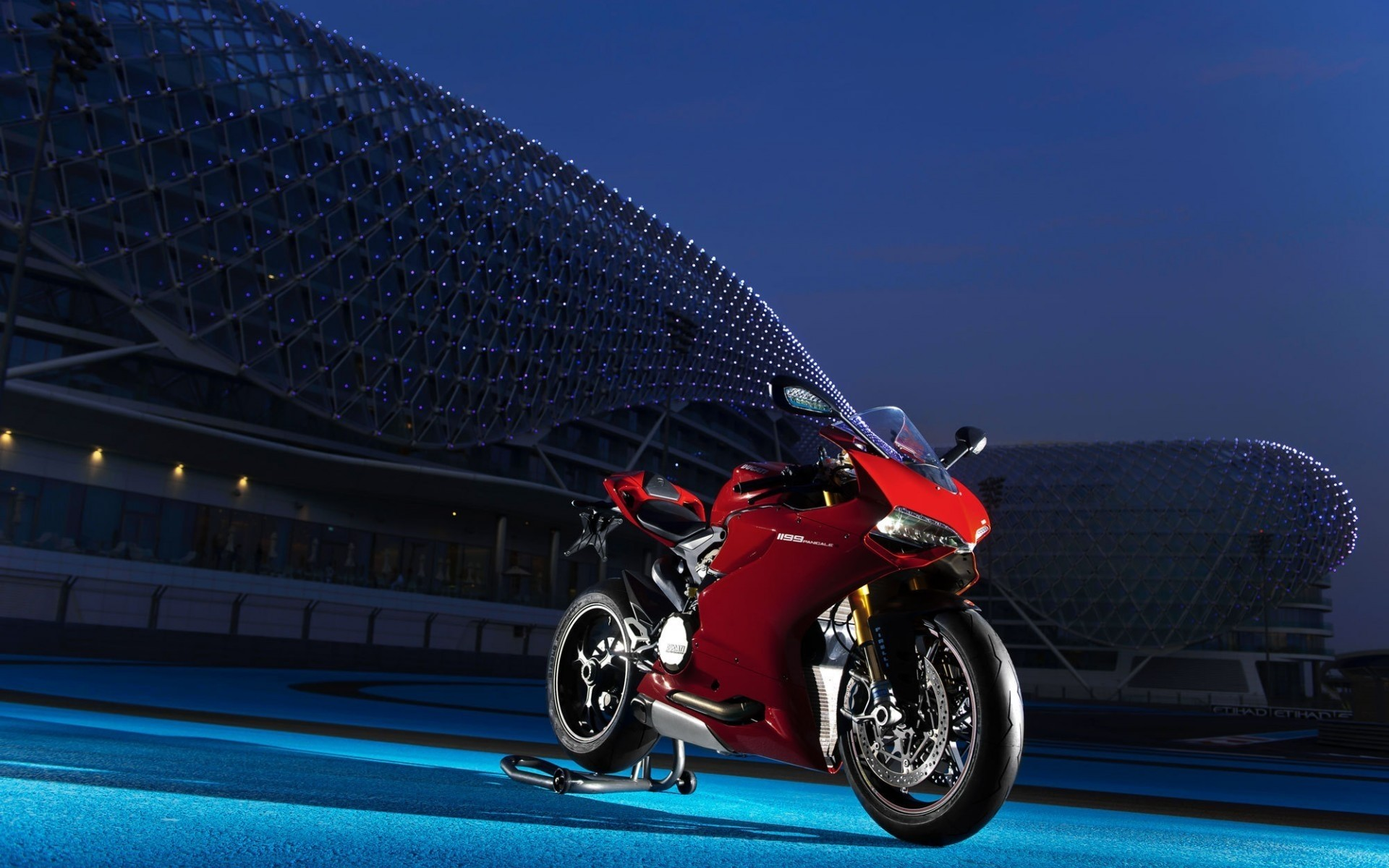 Ducati 1199 Panigale Android Wallpapers For Free