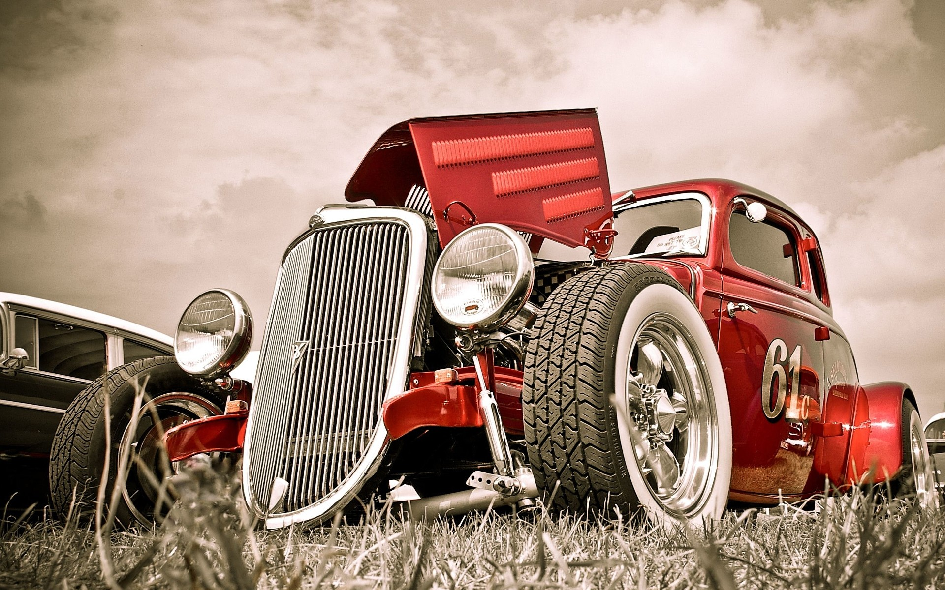Cars Car Transportation System Drive Classic Vehicle Vintage Retro Chrome  Wheel Engine Nostalgia Hot Rod