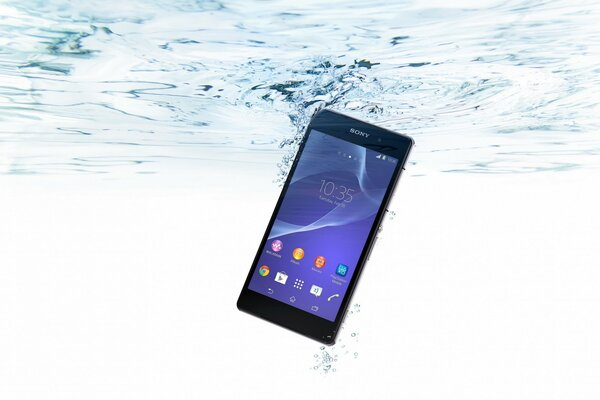 Sony Xperia Z2 Waterproof