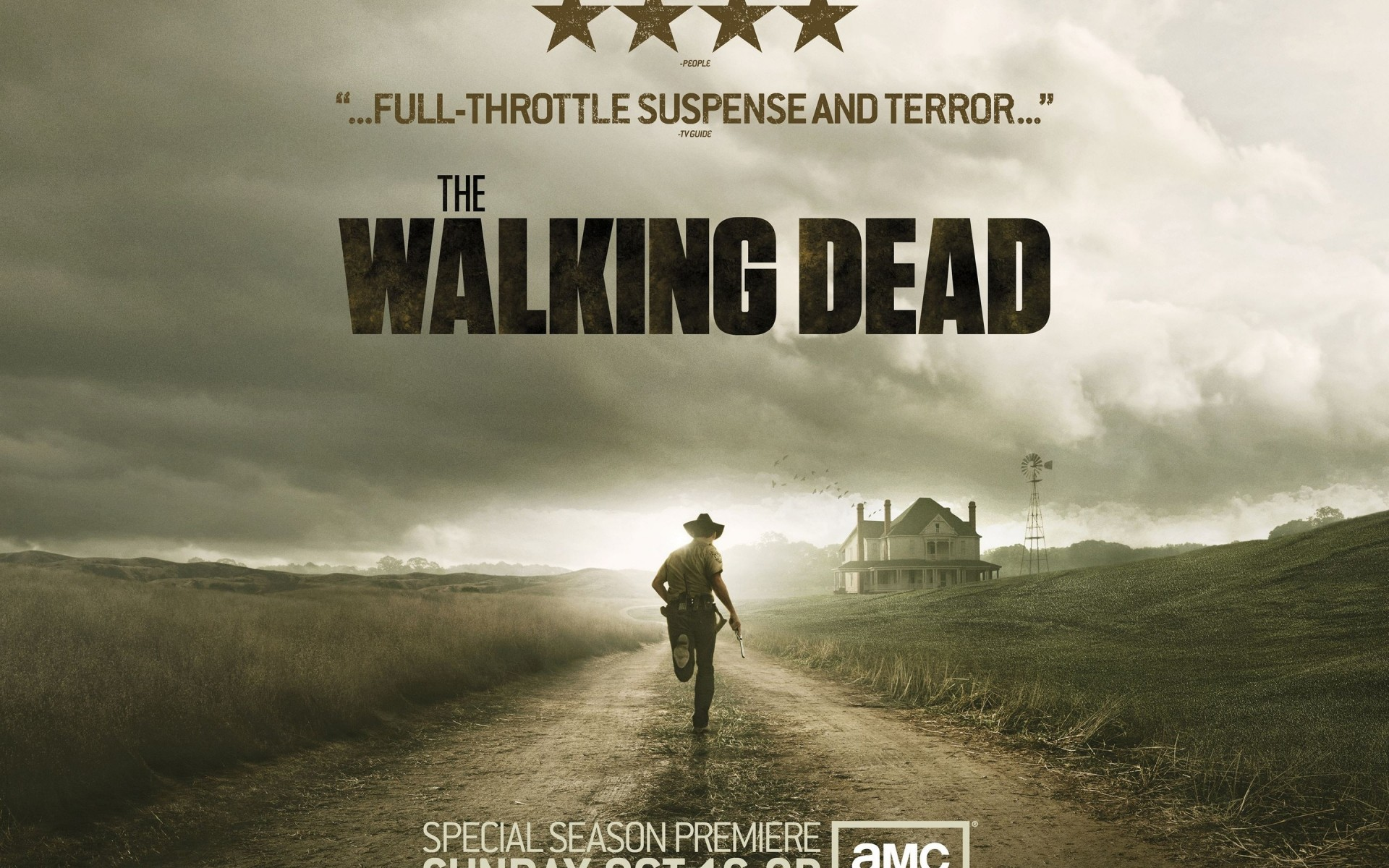 The Walking Dead Tv Show Phone Wallpapers