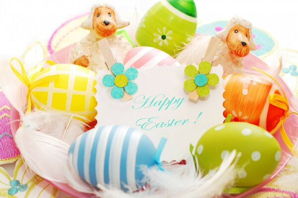 2014 Happy Easter Decorations