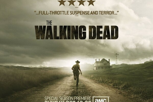 The Walking Dead Tv SHow