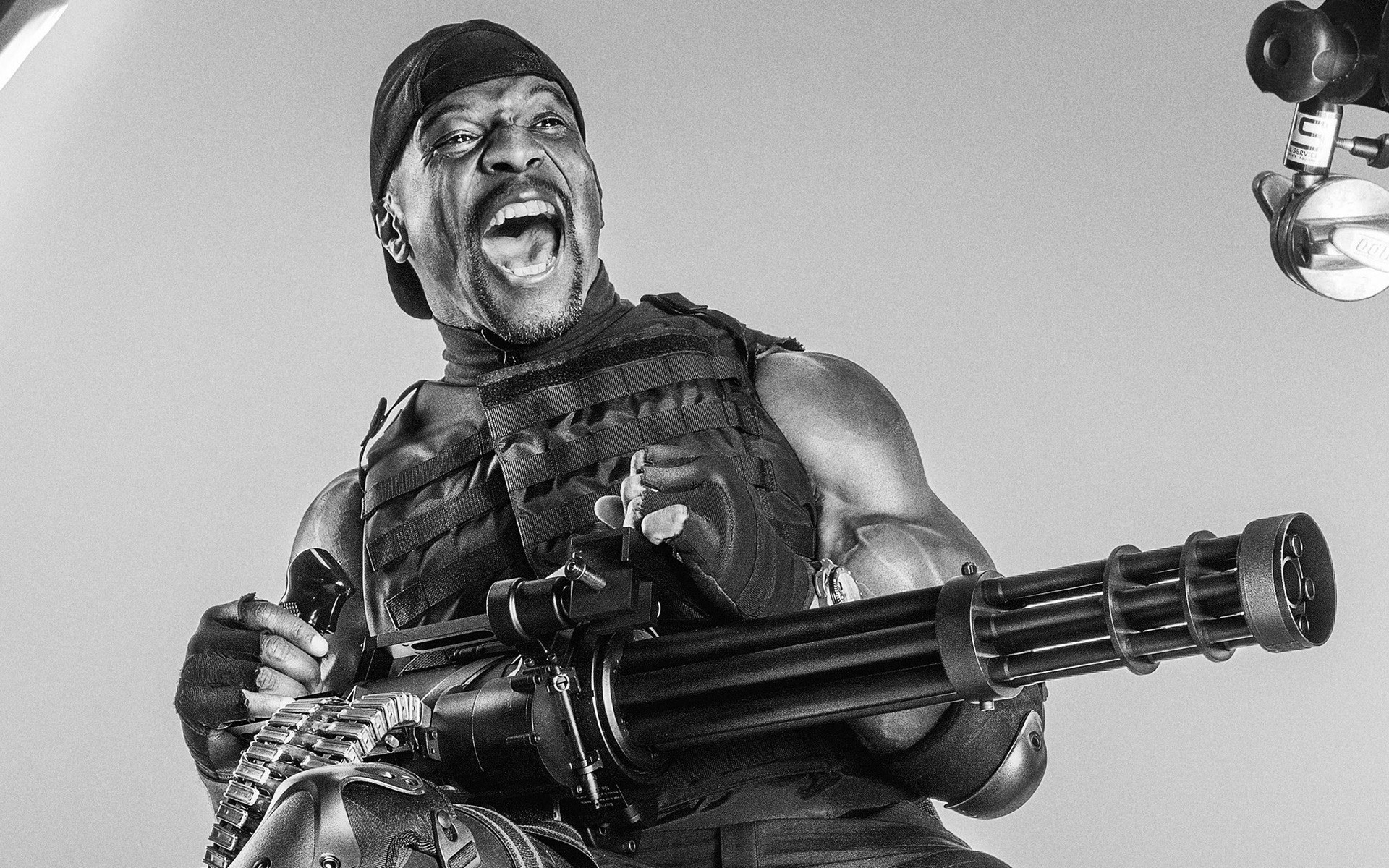 terry crews the expendables 3. android wallpapers for free.