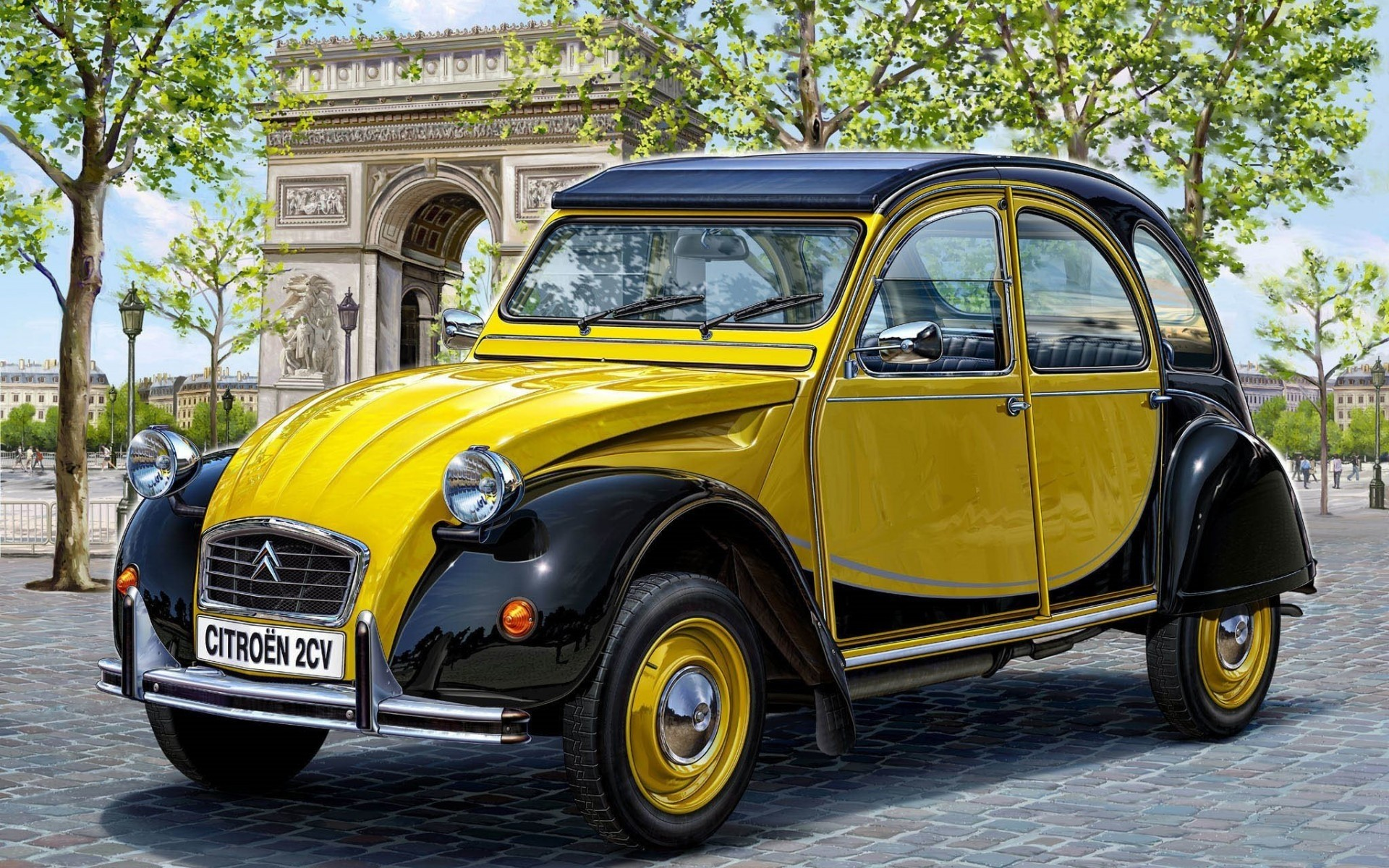 citroen car vehicle transportation system drive fast wheel road automotive traffic classic citroen 2cv vintage cars classic cars old cars