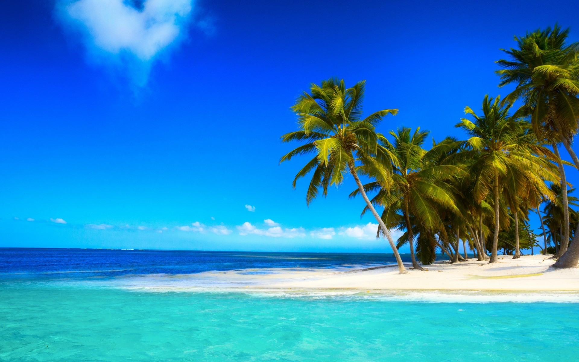 landscapes tropical sand idyllic beach island seashore travel water exotic turquoise seascape summer vacation ocean relaxation paradise palm sun resort palms landscape sky