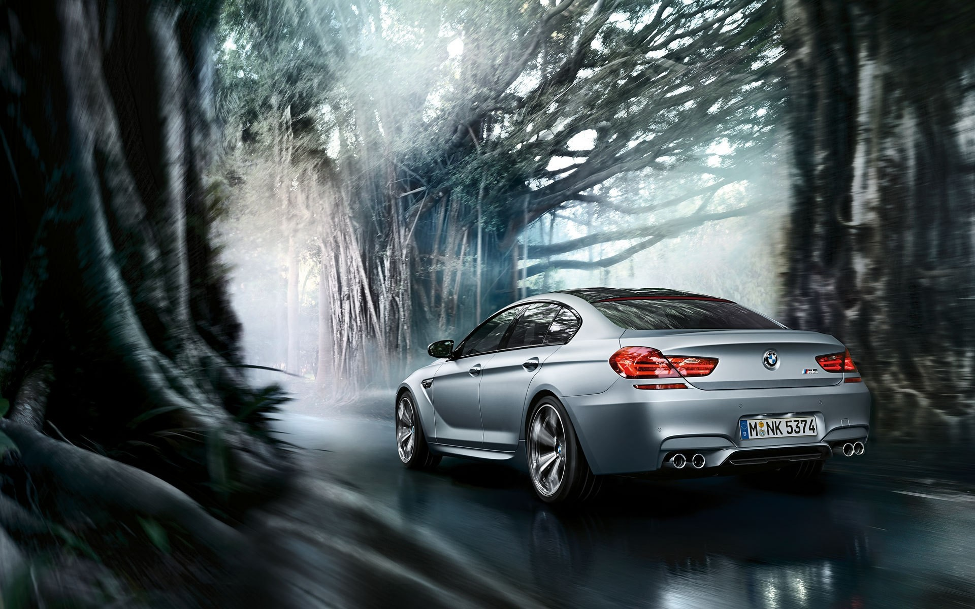 Bmw M6 Gran Coupe Android Wallpapers