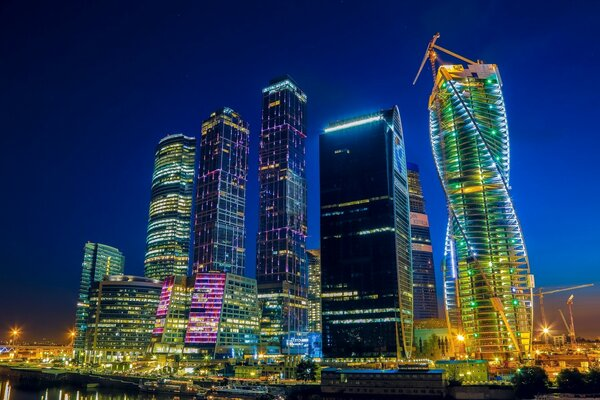 Moscow New City
