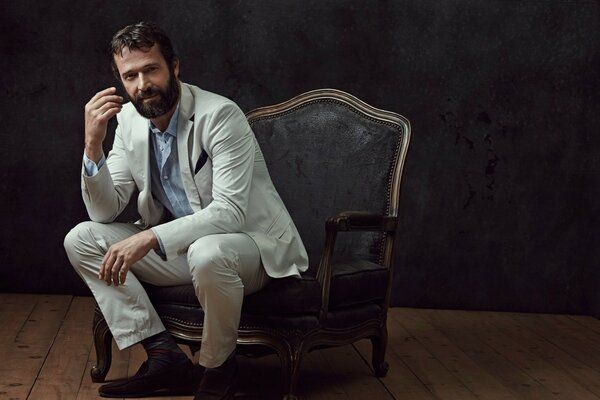 James Purefoy Cool