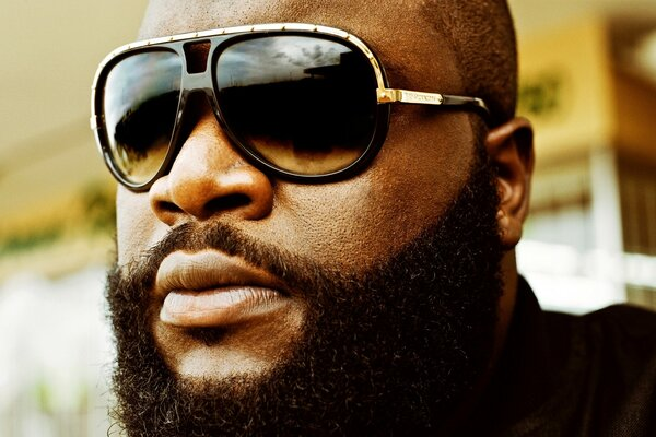 Rick Ross Rapper