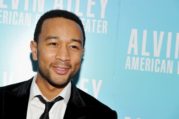 John Legend Smile