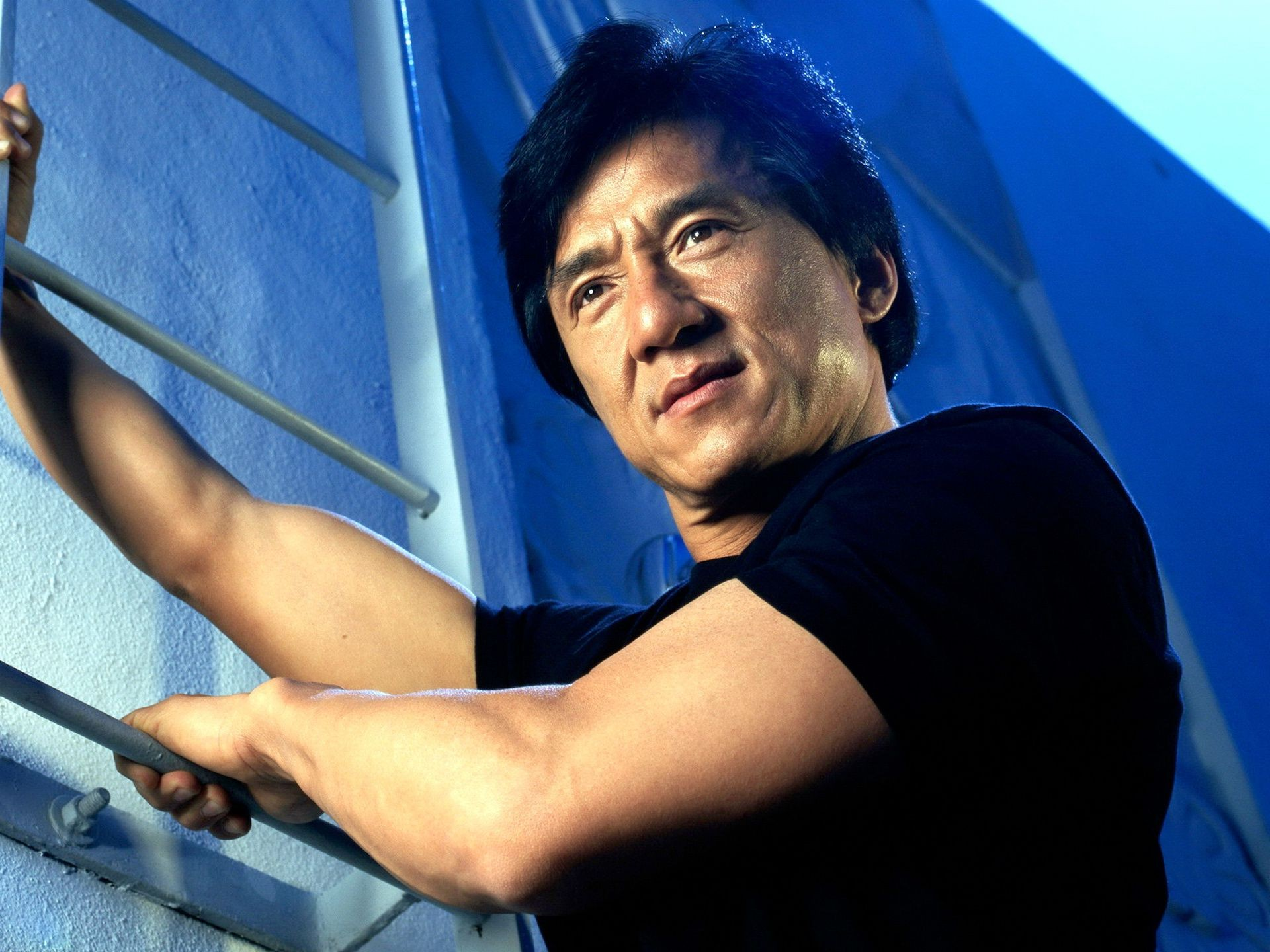 the impact of the chinese actor jackie chan