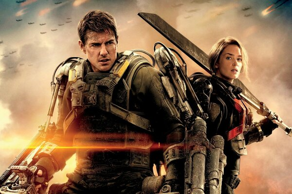 2014 Edge of Tomorrow