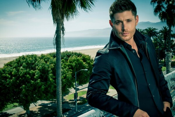 Jensen Ackles Shooting