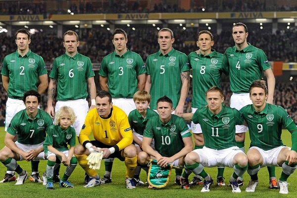 Ireland National Team