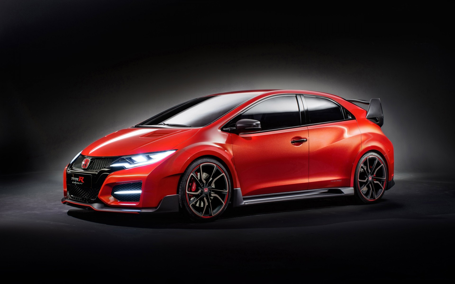 Honda Civic Type R Concept Android Wallpapers