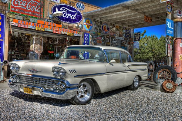 1958 Classic Chevy