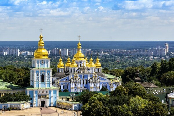 St Michael Cathedral Kiev