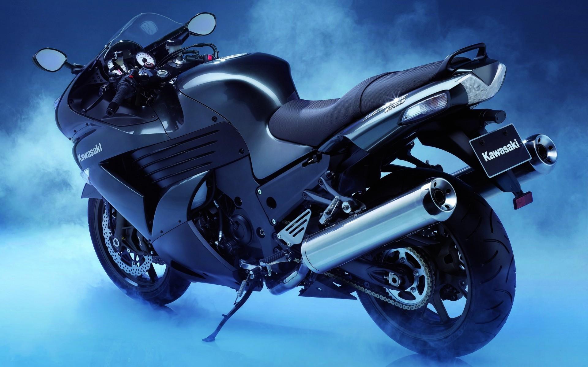 Kawasaki Ninja Black Android Wallpapers For Free